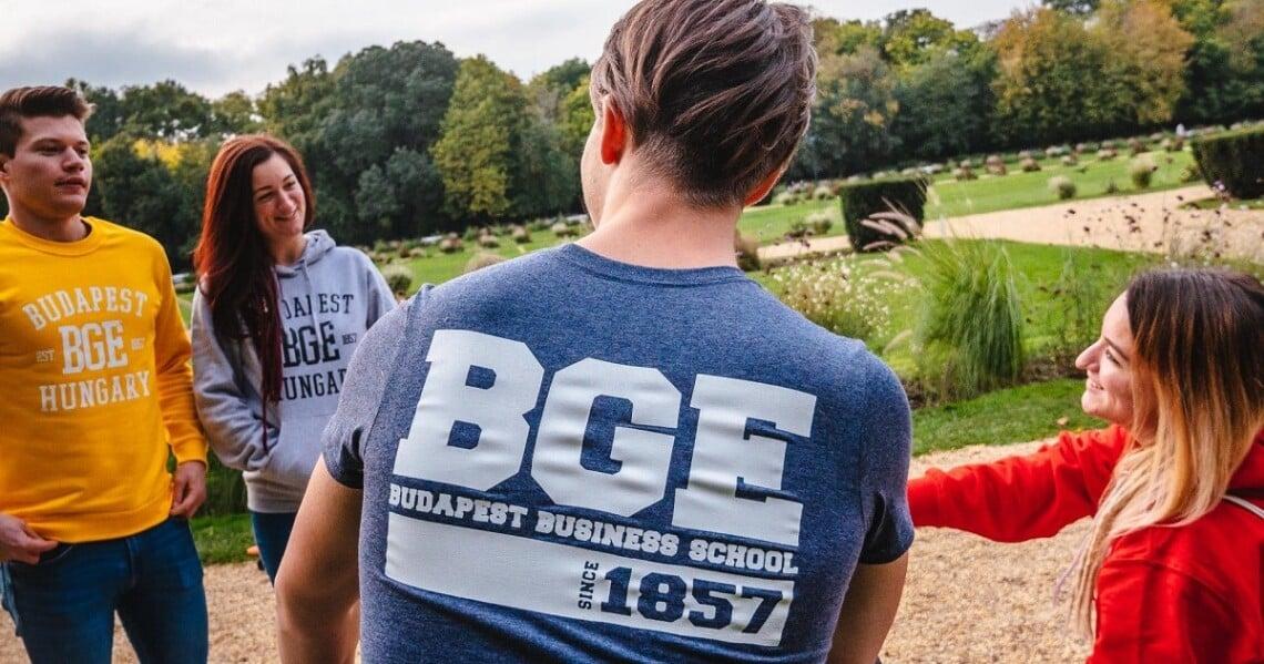 A BGE a 3-ik legnépszerűbb egyetem az országban image